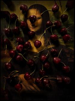 Mona Lisa (desire) by Tom Wolff