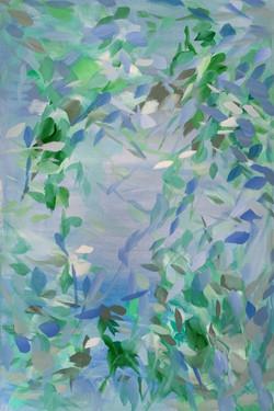 Water Reflection 2 by Megan Elizabeth