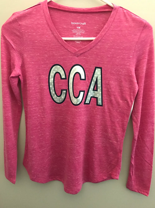 CCA Pink Shirt