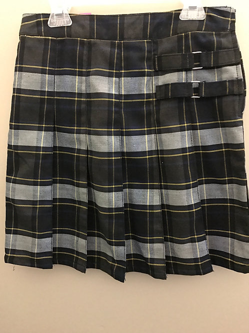 Plaid Skort (size 16-20)