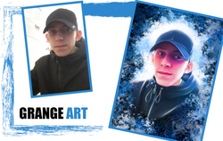 Grange портрет