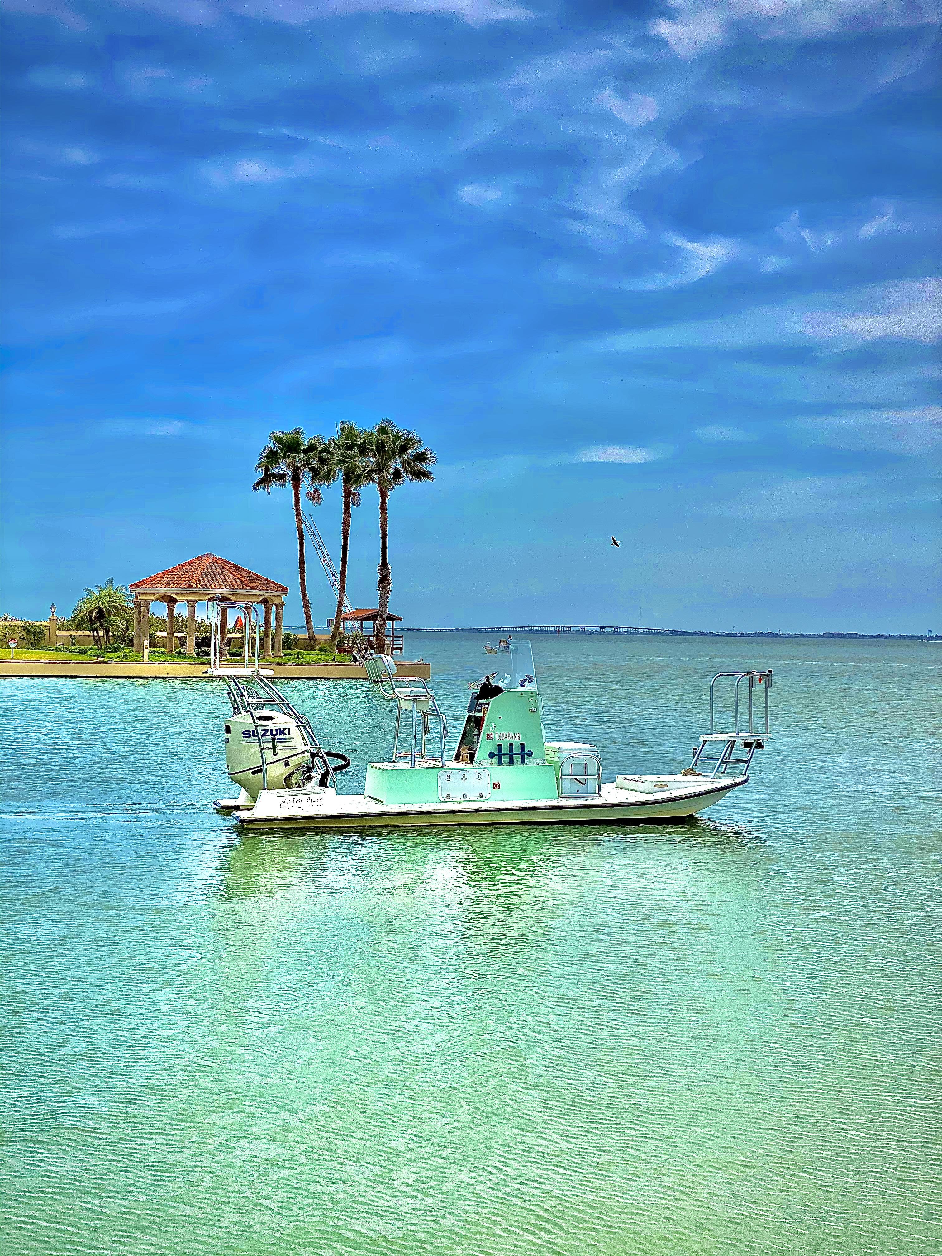 Shallow Sport Fishing South Padre Island Texas