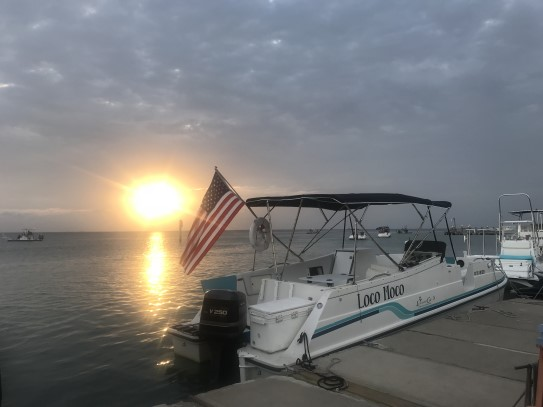fire works Sunset Cruise