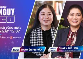 """Talkshow Nguy-Cơ tập 36 - Khách mời: Shark """"bà ngoại"""" Đỗ Liên"""