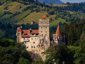 ROMANIA - QUÊ HƯƠNG DRACULA