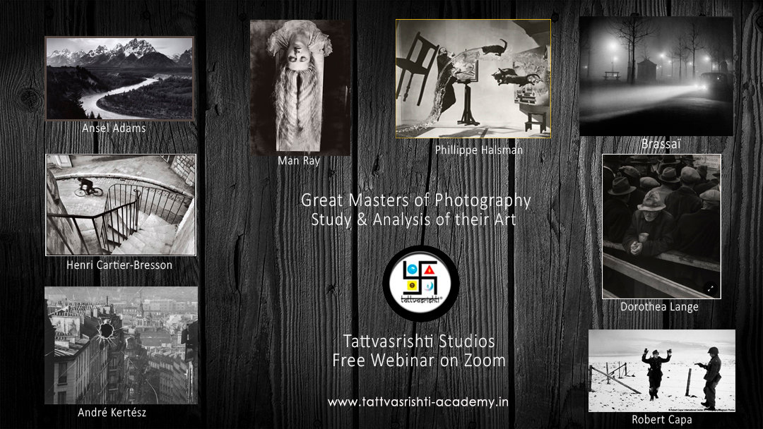 Study of Great Masters of Photography