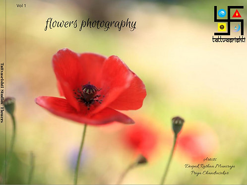 Flowers Coffee Table Book
