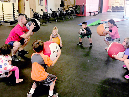 Exciting news for CrossFit Kids!