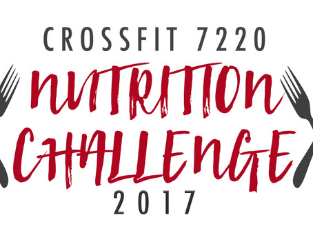 Nutrition Challenge Kick-off Information