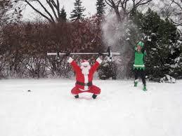CrossFit 7220 Christmas Party & Caroling!