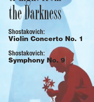 "Plainfield Symphony's 98th Season ""Shostakovich: A Light from the Darkness"""