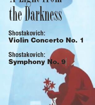 "Plainfield Symphony's 98th Season ""Shostakovich: A Light from the Darkness"""