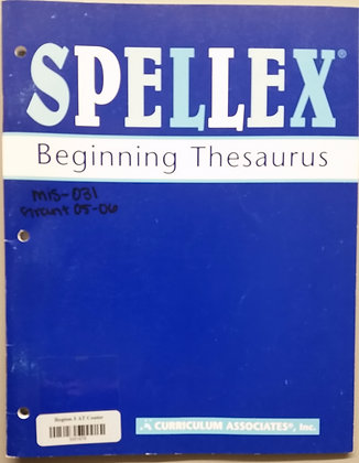 Beginning Thesaurus