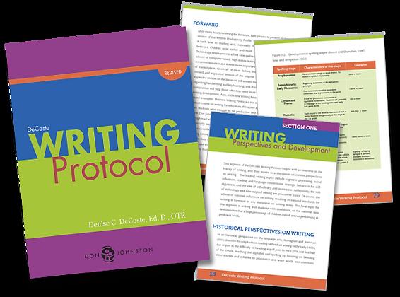 Develop Written Productivity Profile