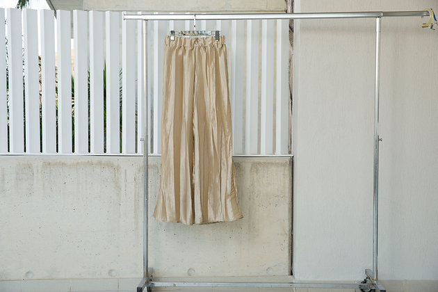 HERMES THE EMISSARY' WIDE PANTS