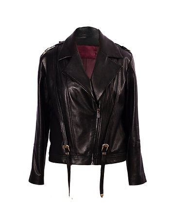 BUTTERSOFT LEATHER JACKET