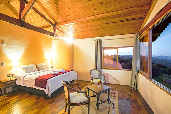 apartamento com suite master vista para