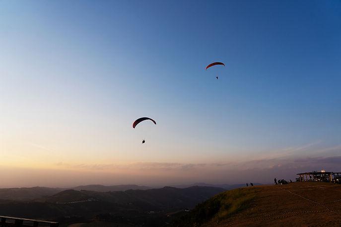 Alta da Serra, Serra Negra, Monte Siao,