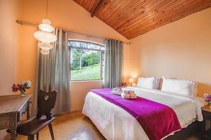 apartamento com suite standard, sala com