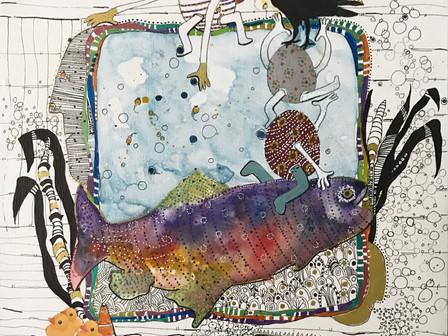 Artist's Post -- Karrie Ross