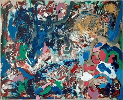 TS - 'Girl', mixed media on canvas, 16 x
