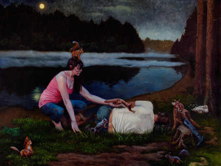 Artist's Post -- Carolin Peters