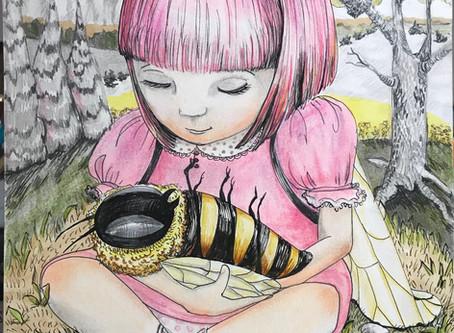 Artist's Post - Heather Pereira