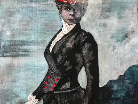 Artist's Post -- Eliza Day Green