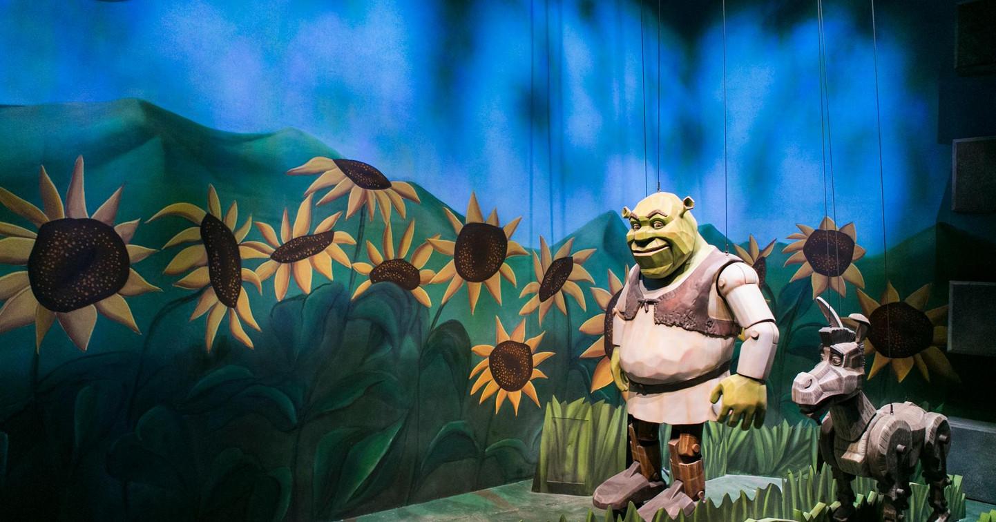 Shrek Ride