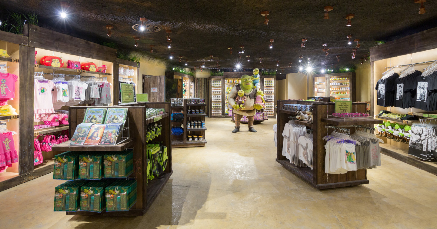 Shrek Shack Store