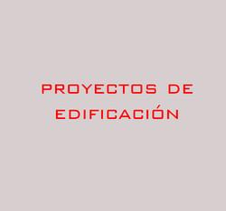 01 Proyectos de edificación