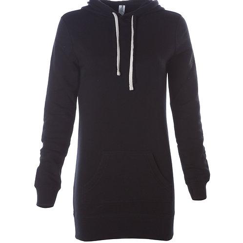 Women's Special Blend Hooded Sweatshirt Dress