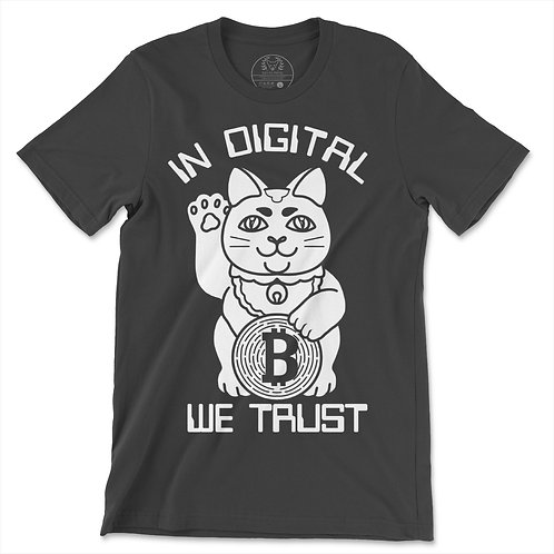 IN DIGITAL WE TRUST