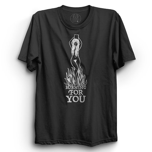 Burning for You Tee