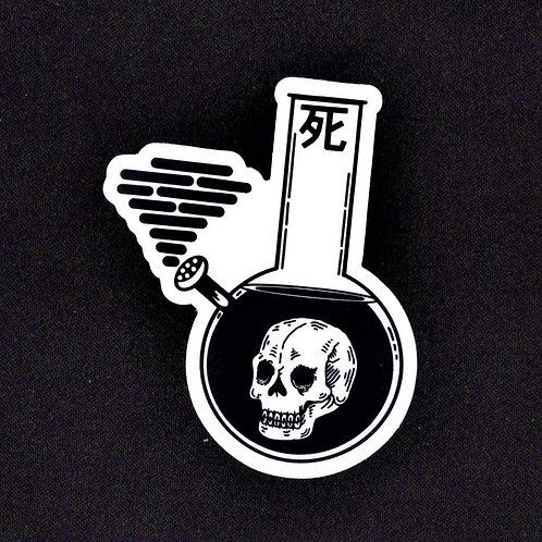 Death Bong Sticker