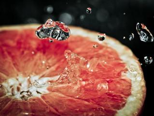 DIY Grapefruit Mask