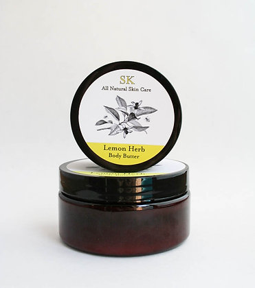 Lemon & Herb Body Butter