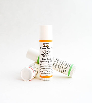 Tropical Organic Lip Balm