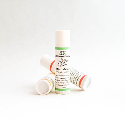 Mint Melody Organic Lip Balm