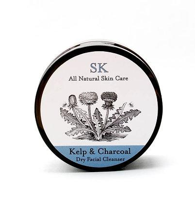 Kelp & Charcoal Cleanser 8oz