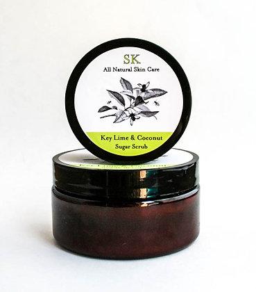 Key Lime & Coconut Sugar Scrub