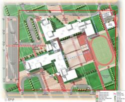ST Mary School Masterplan