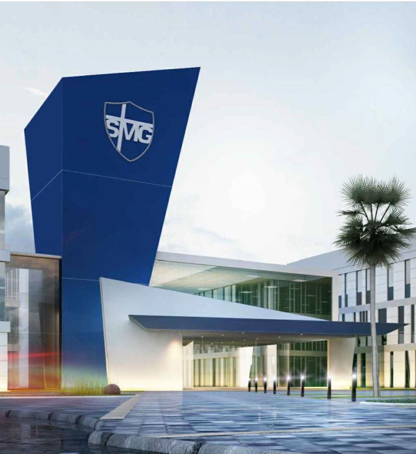 ST Mary School Rendering