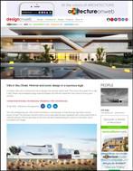 architecture on web