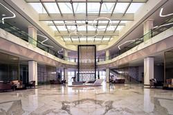 Abu Dhabi Ladies Club Entrance by UPA It