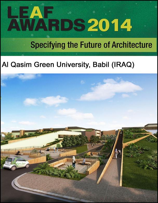 LEAF Awards - Leading European Architects Forum