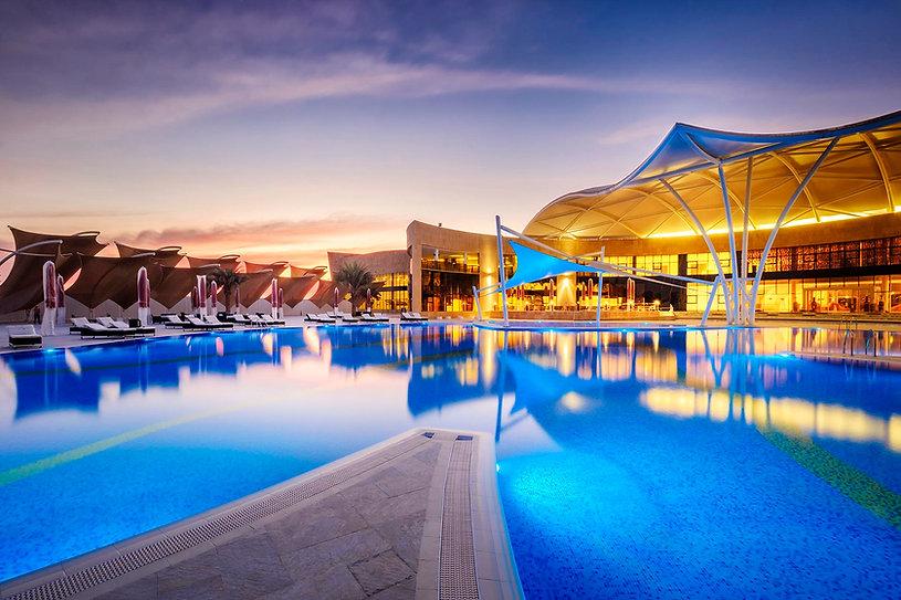 Abu Dhabi Ladies Club Pool by UPA Italia