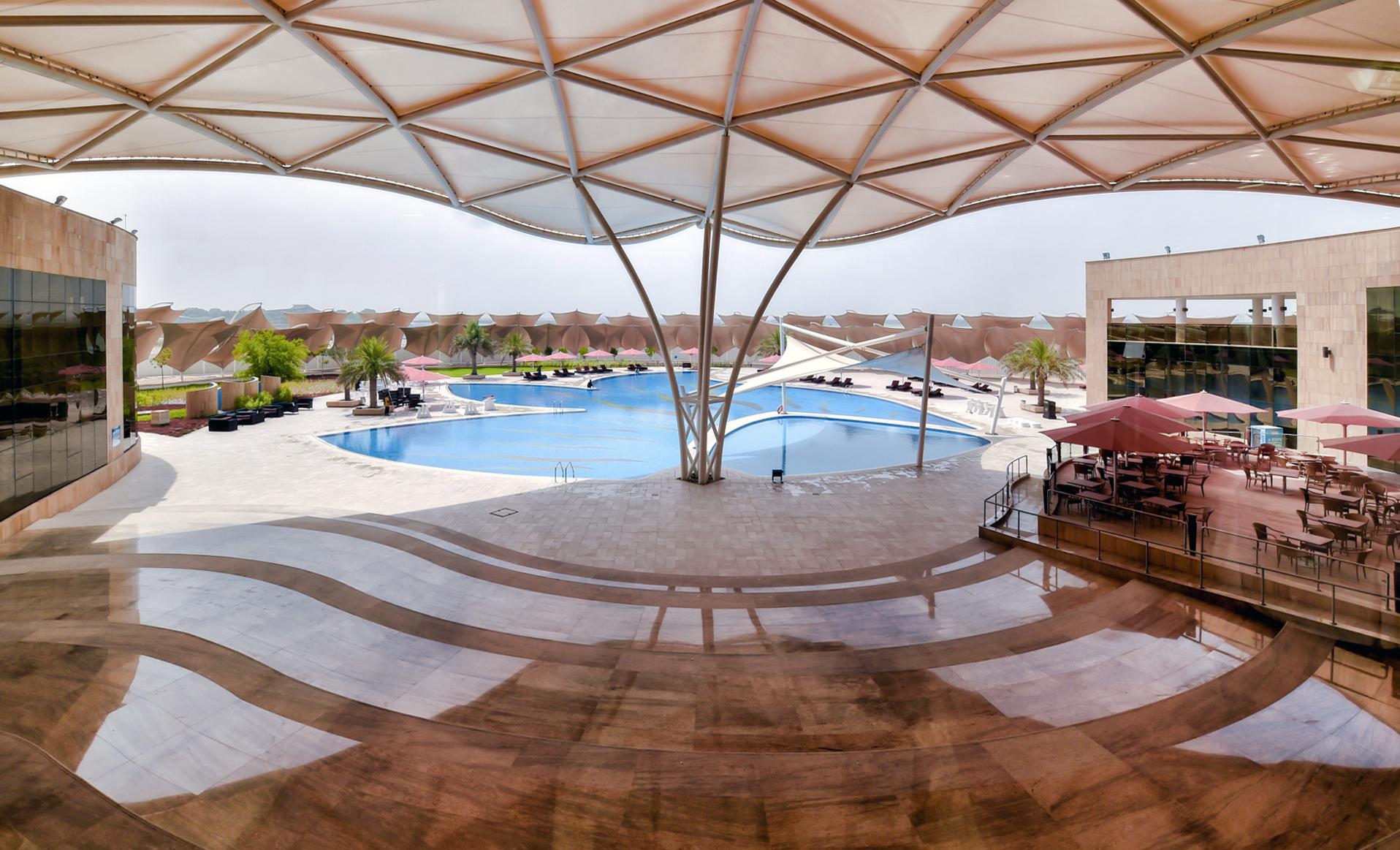 Ladies Club External Pool