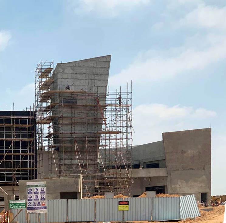 ST MARY SCHOOL CONSTRUCTION