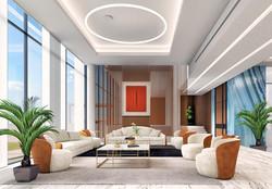 interiors living villa UAE